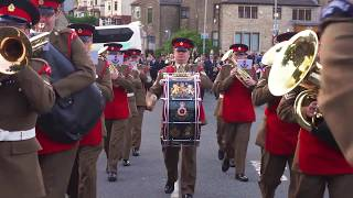 Lydgate Whit Friday Brass Band Contest 2017, Saddleworth