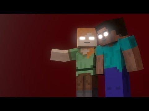 ADIK PEREMPUAN HEROBRINE?? ALEXBRINE || Minecraft