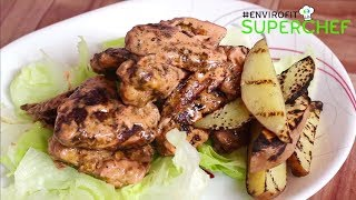 Video How to make peri peri mayo chicken wings | Chef Ali Mandhry download MP3, 3GP, MP4, WEBM, AVI, FLV November 2017