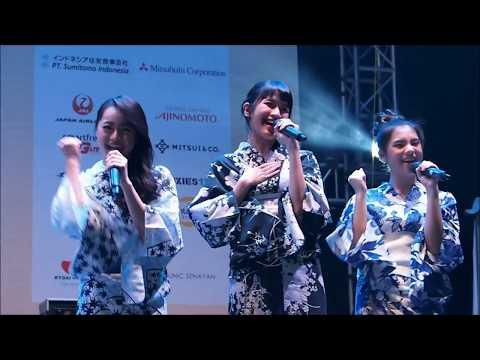 JKT48 performance @Jakarta Japan Matsuri 09092017
