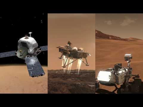 Bringing Mars Back To Earth