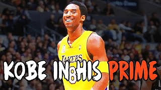 How Good Was Prime Kobe Bryant Actually?