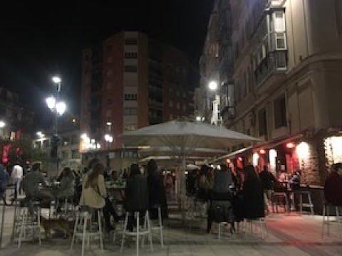 Indignación por la cantidad de gente que había anoche en Cañadío