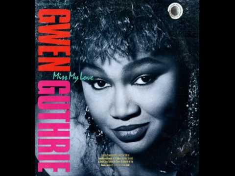 Gwen Guthrie Ft. Queen Latifah - Miss My Love