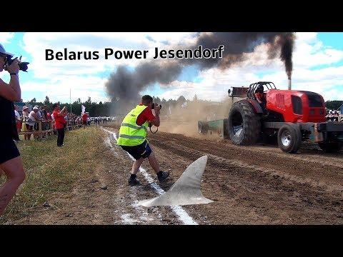 Belarus Sport bei Remo in Jesendorf 2018 MTS 82 Turbo mit Jan Trecker Treck