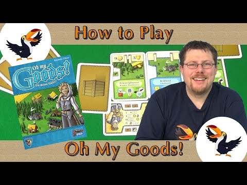 Oh My Goods How To Play