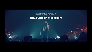 Смотреть клип Wildstylez Ft. Michael Jo - Colours Of The Night