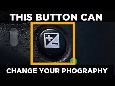 Exposure Compensation | The MOST important Button on your camera | Basics of Photography #2