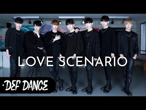 iKON (아이콘) - Love Scenario (사랑을했다) 커버댄스 No.1 댄스학원 KPOP DANCE COVER / 데프월말평가 가수오디션 defdance