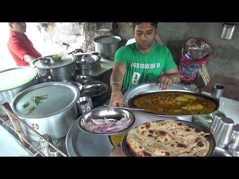 Aam Admi Ka Khana | Street Food with Budget | Old Rajendra Nagar Delhi