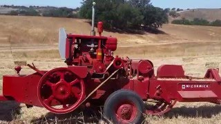 1954 ih mccormick 55w hay baler for sale