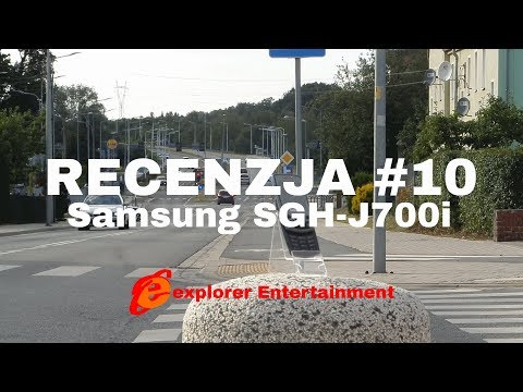 Recenzja #10 - Samsung SGH-J700i