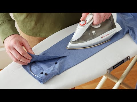 The Perfect Sleeve | Shirt Sleeve Ironing Tool