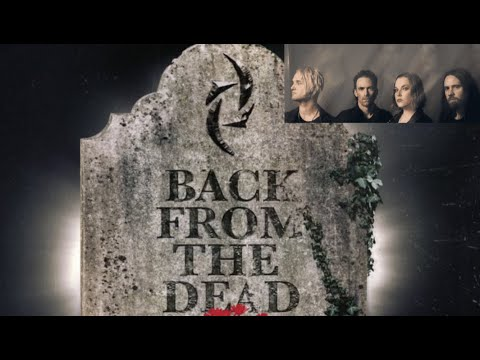 """Halestorm release teaser for new song """"Back From The Dead"""" + tour dates!"""