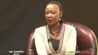 Woman Without Limits - Susan Kidero