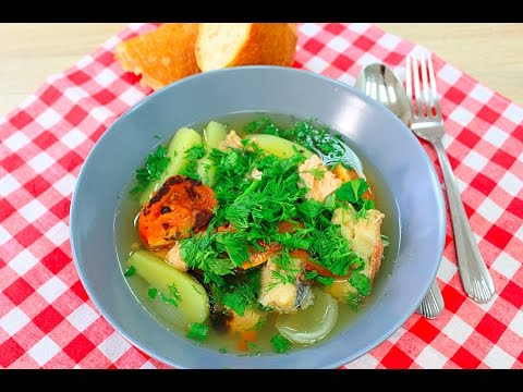 Уха / Рыбный Суп / Fish Soup