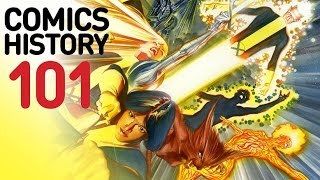 Who Are X-Men's The New Mutants? - Comics History 101