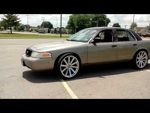 crown Vic rolling