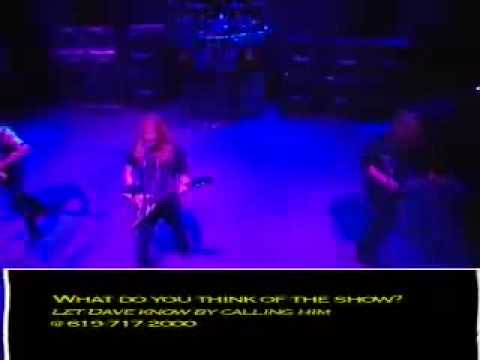 Megadeth - Never Walk Alone... A Call To Arms (Live Columbus, Ohio 2007)