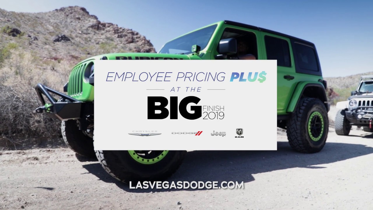 Chapman Dodge Las Vegas >> Chapman Dodge Las Vegas 2019 Year End Sales Event