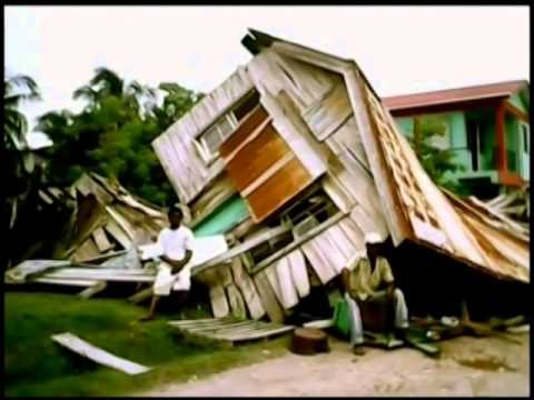 Woman homeless after Belize City house collapses