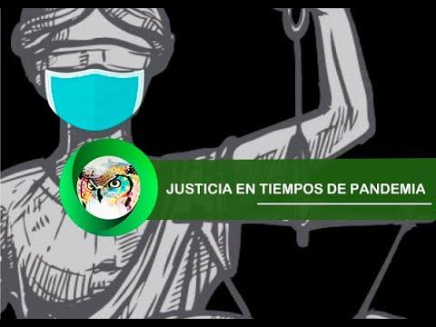 JUSTICIA EN TIEMPOS DE PANDEMIA