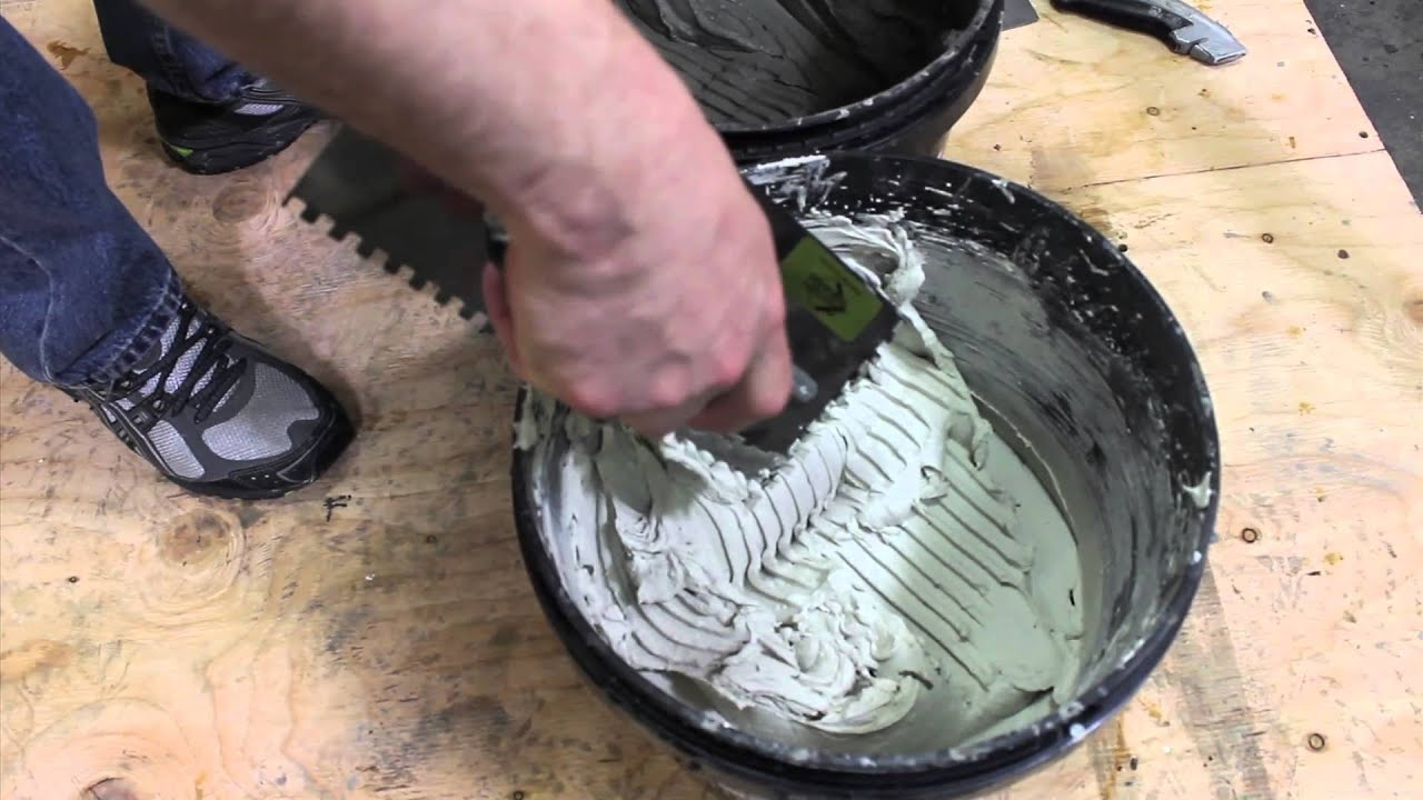 How to apply thinset tile installation video the tile shop how to apply thinset tile installation video the tile shop youtube dailygadgetfo Image collections