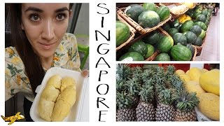 SINGAPORE || MARKETS || DURIAN