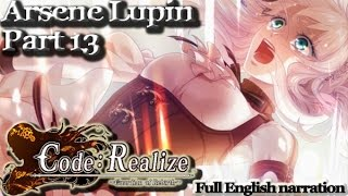 Code: Realize - Lupin Route Part 13 (full English narration)(PS Vita)