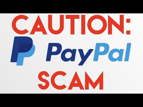 BEWARE. There's a very complex Scam Out NOW