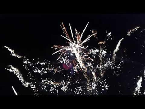 Burgess Hill Fireworks 2016