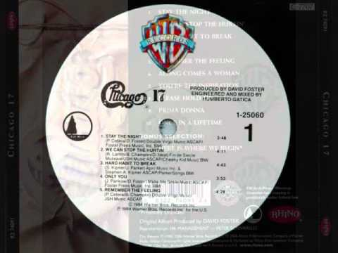 Chicago - Chicago 17 (Full Album)