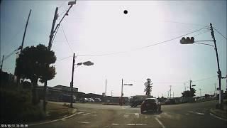 ハスラードライブ ひたちなかジョイフル本田~国道6号線へ ドライブレコーダー 5月 11日, 2018年