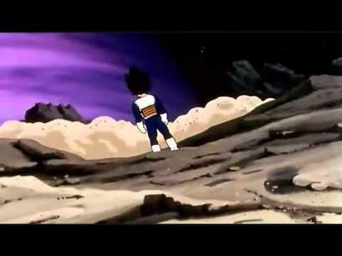 DBZ - Vegeta Searching For Kakarot In Space