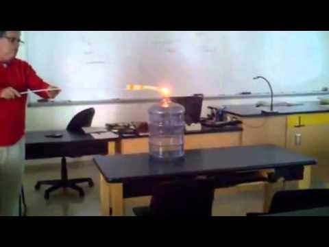 Classroom Science Experiment Fail