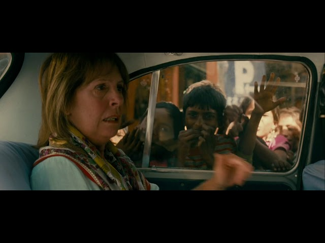 Marigold Hotel - Examples of culture shock and overload.