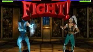 Mortal Kombat 4 PC Gameplay