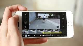 At the Core: Use iMovie for iOS to create slow motion videos
