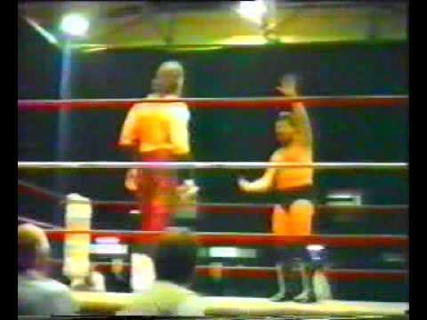 Catchen/Wrestling Heumarkt 22.08.93 Rambo vs Ted diBiase CWA HW-TM