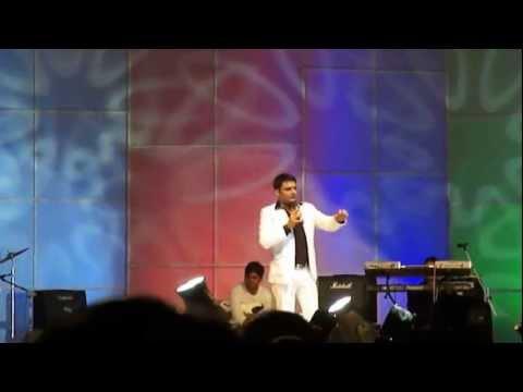 Kapil Sharma @ Navy Nagar 2012 Part-1