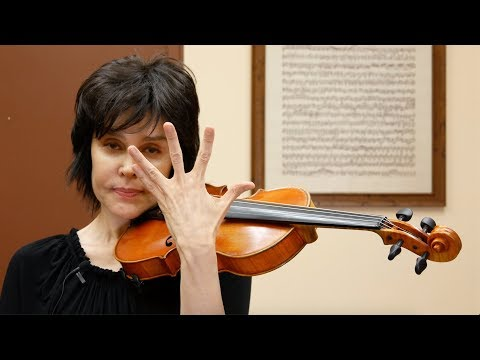 Violin Techniques -