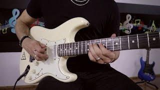 Angelo Galiazzi - Super Colossal [Joe Satriani]