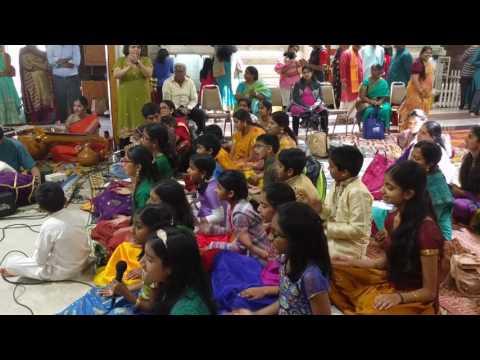Geetha Vidyalaya Livermore temple Ra Ra Raghuveera