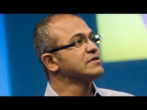 Microsoft Names Satya Nadella as CEO