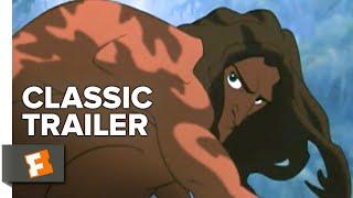 Download Video Tarzan (1999) Trailer #1 | Movieclips Classic Trailers MP3 3GP MP4