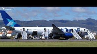 FS2004 - Flying on Empty (Air Transat Flight 236)