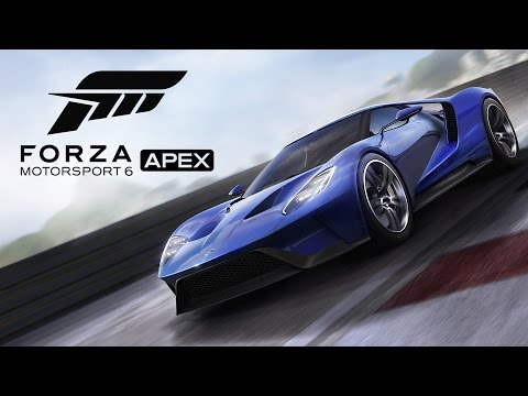 Forza is coming to the PC for FREE. Forza Motorsport 6: Apex