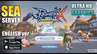 Ragnarok X Next Generation [ENGLISH] Gameplay screenshot 1