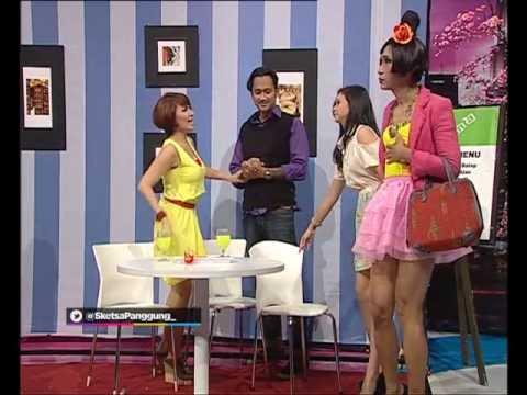 Sketsa Panggung ANTV Cafe Cinta Buka Bersama Mantan Pacar yuki kato