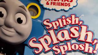 Thomas and Friends Home Media Reviews Episode 66 - Splish, Splash, Splosh!